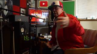 Eminem Chloraseptic Review | Drumatic's Reaction (remix 2018)