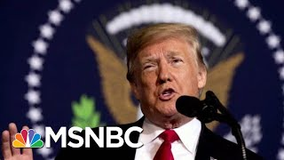 All-Time Low Approval For Handling Of Probe: Poll | Morning Joe | MSNBC