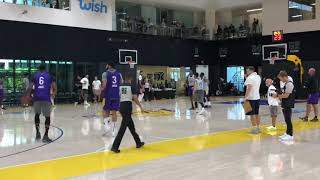 12+ Minutes of Lakers Scrimmage (10/3/19)