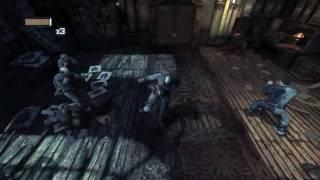Lets play Batman Arkham city Partie 1 (FRENCH) - Récupération de la combinaison en latex
