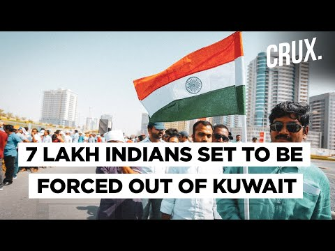 Why Kuwait Wants Indian Workers To Leave Their Country?