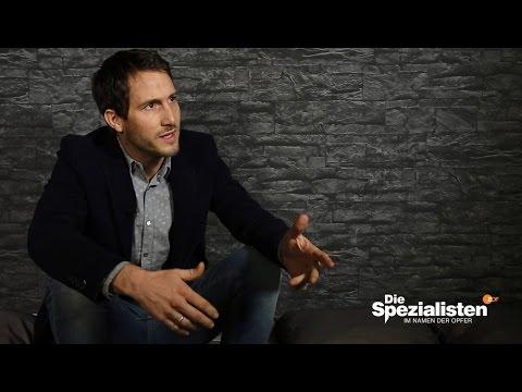 DIE SPEZIALISTEN   mit Schauspieler David Rott  UFA FICTION