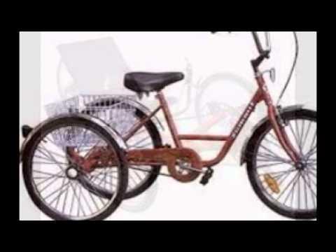 3 Wheel Bicycles - YouTube