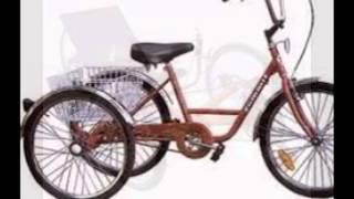 3 Wheel Bicycles