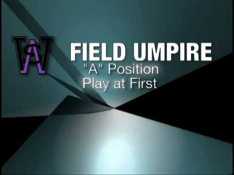 ASWLL 2012 Umpire Training VIdeo