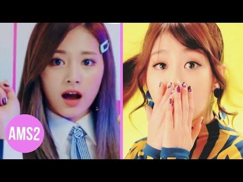 K-pop Similar Dance Steps 2017