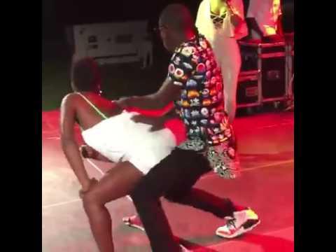 Gaza Slim Live Performance in Grenada Pt.2