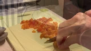 ?감말랭이 스콘 베이킹 (Dried Persimmon …