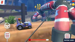 Racing Rocket Game Walkthrough