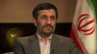 CNN Official Interview: Larry King speaks w/ Iran