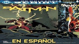 DC UNIVERSE REBIRTH BATMAN # 21 [ESP] (2017) (THE BUTTON PARTE 1)