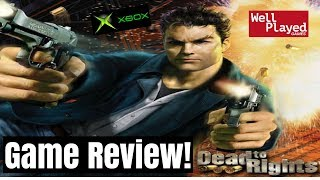 Dead To Rights Xbox Game Review