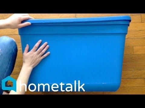 EASY Cheap Bins Hacks | Buy some Walmart bins to copy these amazing ideas! | Hometalk