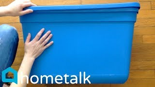 EASY Cheap Bins Hacks | Buy some Walmart bins to copy these amazing ideas! | Hometalk