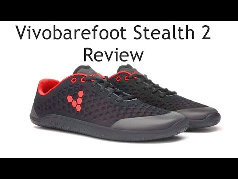 Running Shoes for Forefoot Strikers - Vivobarefoot Stealth 2 Review