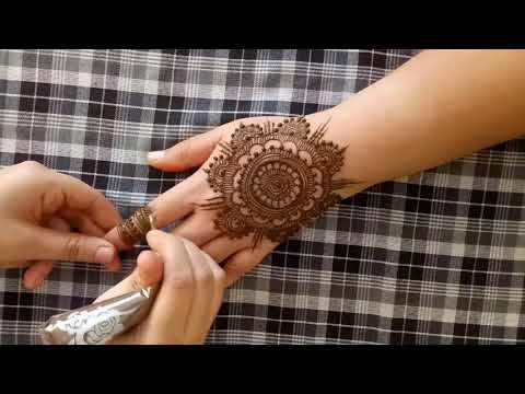 Simple Mehndi Designs Videos Tutorial Mehndi 2018 Video