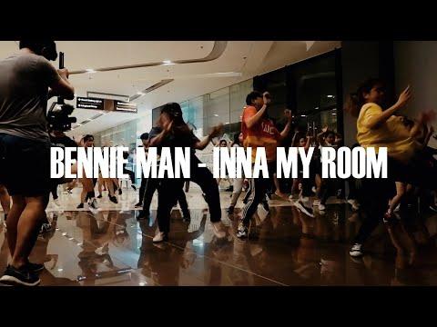 BENNIE MAN - INNA MY ROOM (CHOREOGRAPHY) LAWRENCE SALVADOR X MARY NELL PLARIZAN