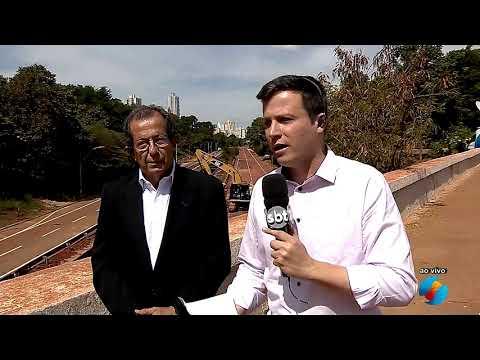 JMD (17/05/18) Mais Um Trecho Da Marginal Botafogo é Liberado