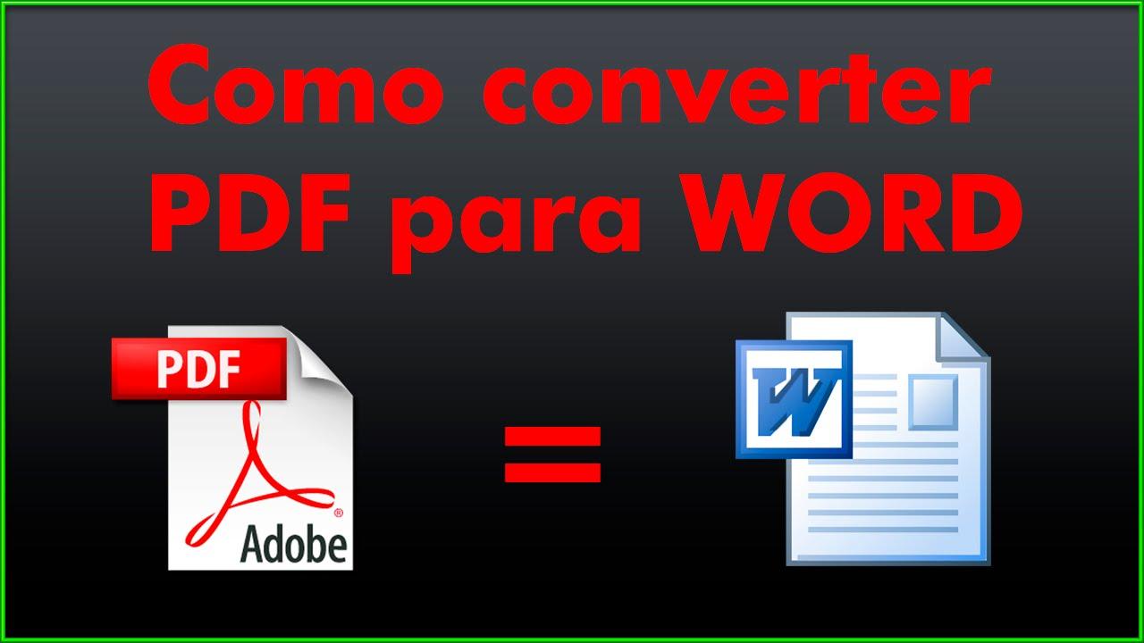 pdf word - Busca Baixaki