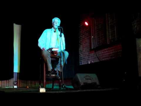 Peter Linebaugh at Occupy Ypsi, December 10, 2011