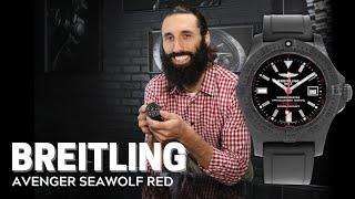 Breitling Avenger Seawolf Code…