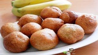 Banana Puff Puff (Nigerian Banana Balls)