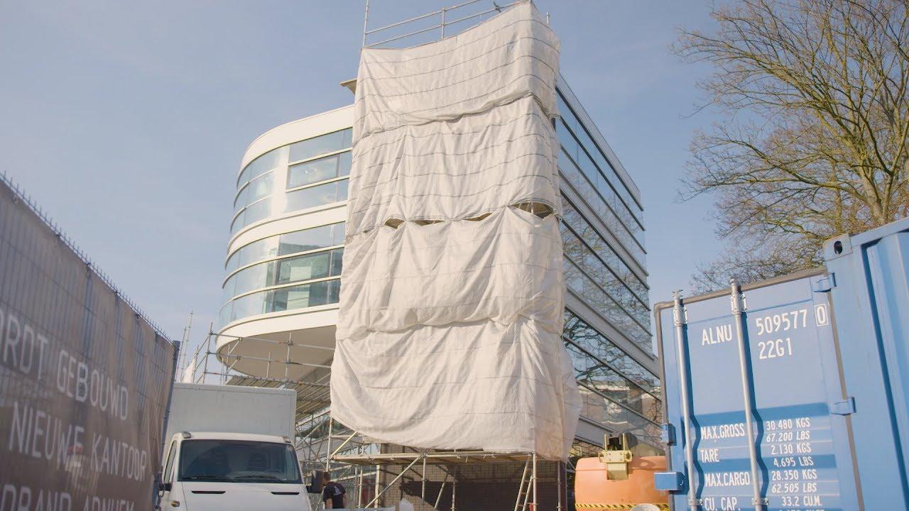 Het Nieuwe Kantoor : Nieuw kantoor bolton bouw u herengracht industrieprijs