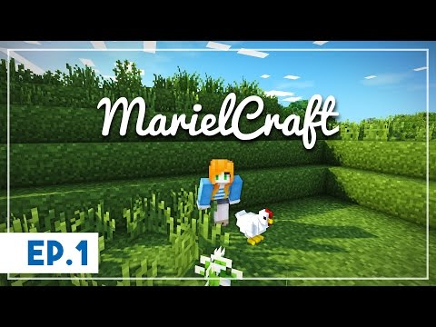 """marielcraft- -s2:-ep.1---""""new-town,-new-mods""""- -marielitai-gaming"""