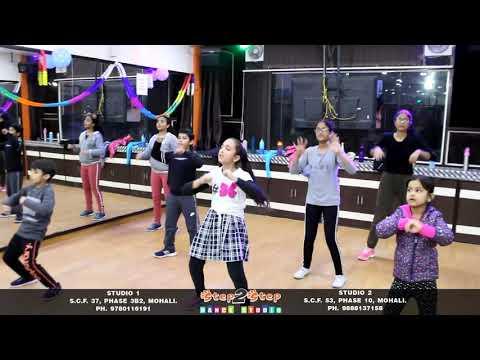 Shaitan Ka Saala | Kids Dance Performance | Step2Step Dance Studio, Mohali | Bollywood Dance