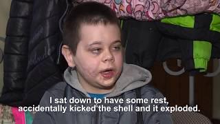 WADADA News for Kids Ukraine: Kolya's story