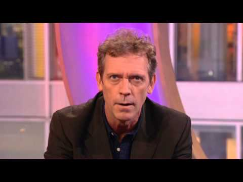 Hugh Laurie BBC The One Show