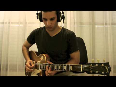 John Mayall & The Blues Breakers with Eric Clapton - Hideaway - Guitar Cover by Lior Asher