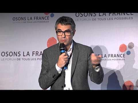"""Thierry Bièvre """"Il a osé l'immeuble à énergie positive"""""""
