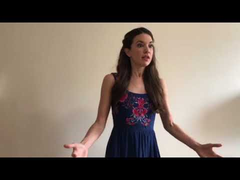Music Man- Role: Zaneeta- Stephanie Brooks