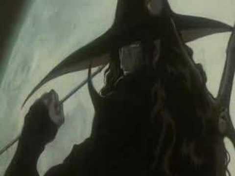 Mitternacht - Blood, Vampire Hunter D, Hellsing.