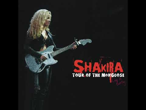 Download Shakira Inevitable Tour Of The Mongoose Live In Bercy, France 2003