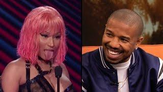 Nicki Minaj Crushes on Michael B. Jordan, Stan Lee Tributes   The Pop Culture Rundown