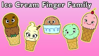 Ice Cream Finger Family and More   BABY FINGER MOMMY FINGER   Baby Songs from Mother Goose Club!