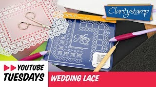 Groovi How To - Wedding Lace