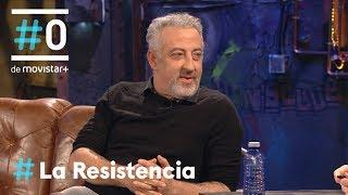 LA RESISTENCIA - Entrevista a Eric Jiménez | #LaResistencia 15.03.2018 thumbnail