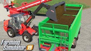 Kiszonka na sprzedaż - Farming Simulator 19 | #60