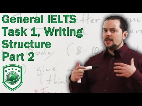 Improve Writing on IELTS General Training Task 1 Writing - Letter Writing