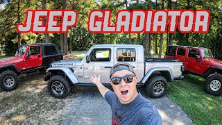 Why I Bought A 2020 Jeep GLADIATOR