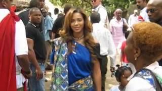 Beyoncé And Jay Z In Tanzania, 2009