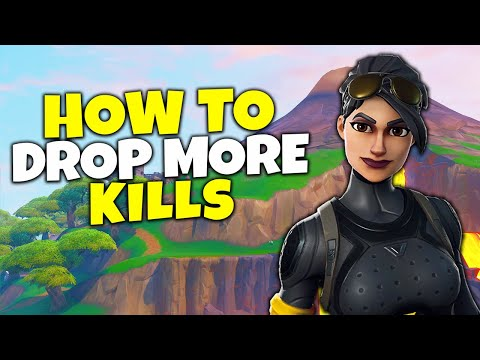 How To Drop High Kills In Fortnite Season 8