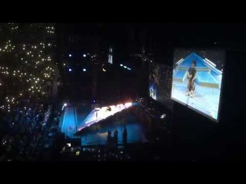 J. Cole – Love Yourz &  a knowledge speech – Part 15 – Montreal – Bell Center – Forest Hills Drive