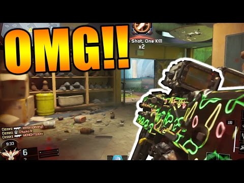CIZZORZ SNIPES IN BO3 TEAM DEATHMATCH!!!