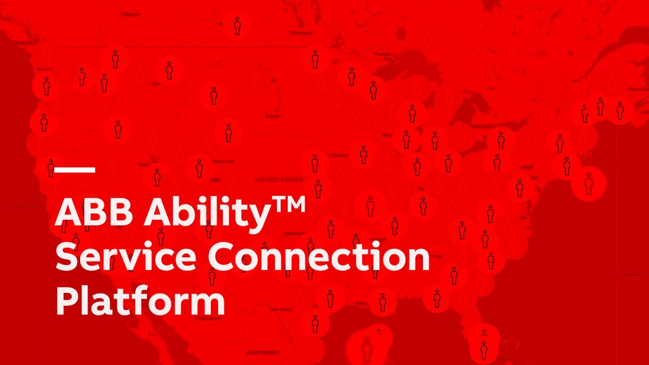 ABB Ability™ Service Connection Platform - Addressing the Digital Revolution
