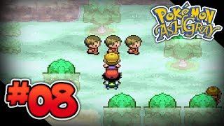 Pokémon Ash Gray - Episode 8: The School of Hard Knocks
