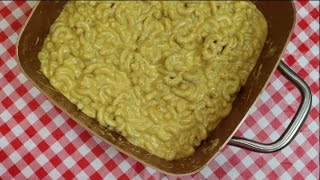 One Pot Stove Top Mac & Cheese Easy Mac and Cheese Recipe